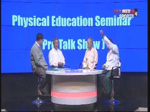 Embedded thumbnail for Physical Education Seminar (Pre Talk Show) Part-2